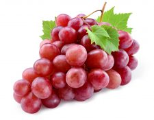 Grape Seed Extract on white background